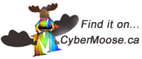 Find it locally on CyberMoose.ca