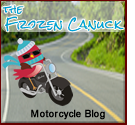 the Frozen Canuck - Motorcycle Blog